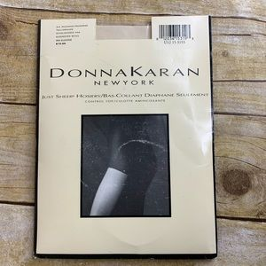 Donna Karan Control Top Pantyhose Tall Palomino
